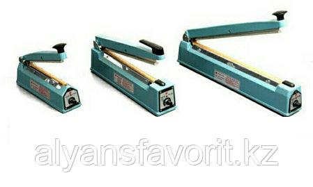 Запайщик пакетов ручной PFS-400 мм, фото 2
