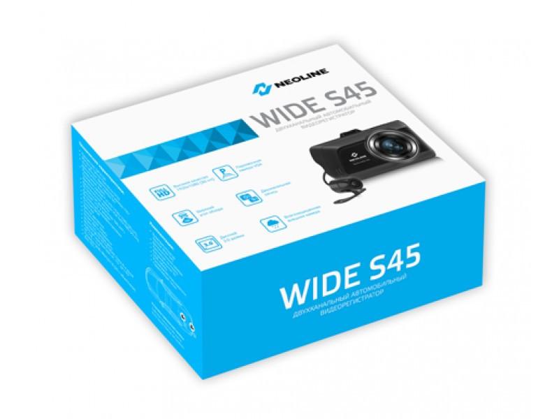 Видеорегистратор Neoline Wide S45 Dual Black