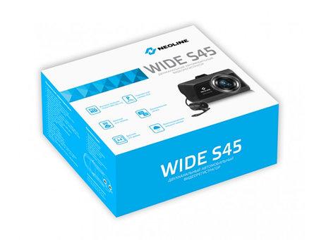 Видеорегистратор Neoline Wide S45 Dual Black, фото 2