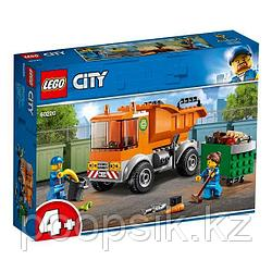 LEGO City Транспорт: Мусоровоз