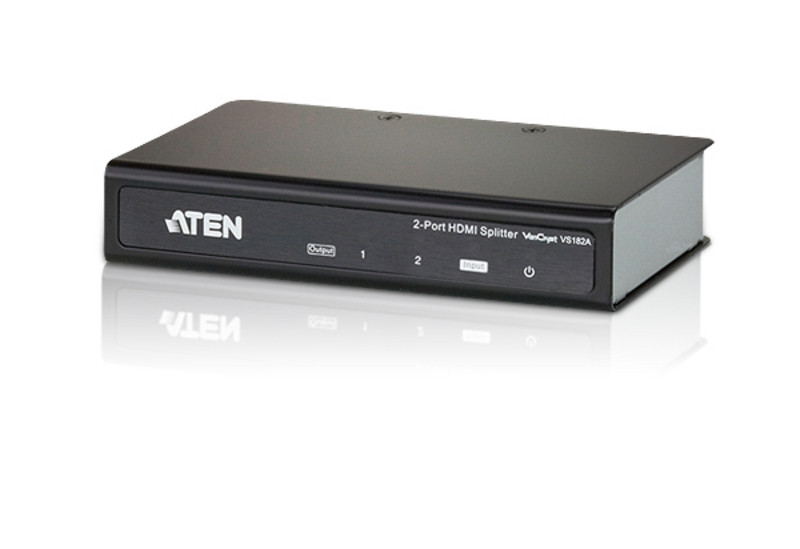 Распределитель ATEN VS182A, 1x2 HDMI