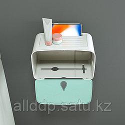 Многофункциональный настенный перфоратор  для ванной комнаты