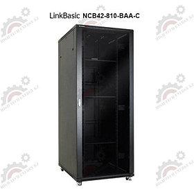 """Шкаф телекоммуникационный 19"""" LinkBasic напольный 42U, 800*1000*2000"""