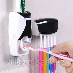 Автоматический держатель зубной щетки и зубной пасты