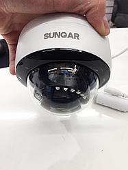 Купольная IP камера 4 MP/5MP HisIicon H265+IPC