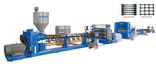 Оборудования для производства сеток и геоматериалов (Tongjia) из Китая