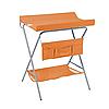 Пеленальный столик Фея оранжевый