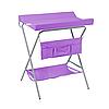Пеленальный столик Фея фиолетовый