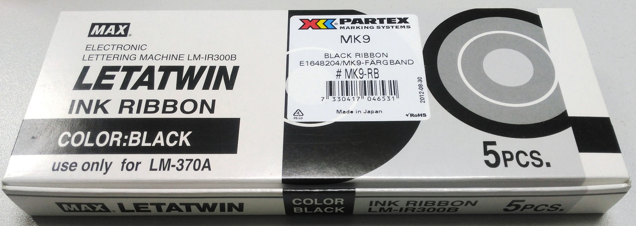 Красящая лента LM-IR300B для LM-370/380/390