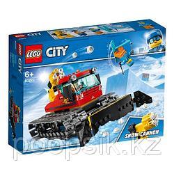 LEGO City Транспорт: Снегоуборочная машина