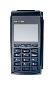 Мобильный POS-терминал Tactilion G3 (Переносной, GPRS, WI FI) можно подключить только к Fortebank