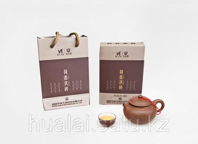 Чай Лотос Ароматный. Кирпич. 400 грамм