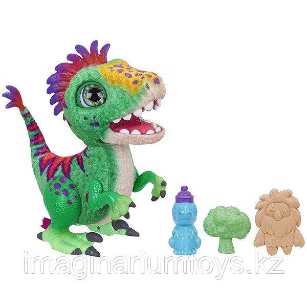 Игрушка интерактивный Динозавр Рекс FurReal Freands - фото 1