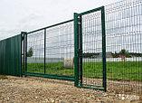 Ворота и калитки для 3D-забора, фото 4