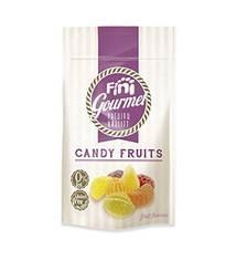 Жев.мармелад Гурмэт Ассорти 180 гр Gourmet Candy Fruits Zip-lock Дойпак Веган FINI