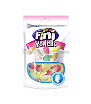Жев.мармелад Йогурт 180 гр  Zip-lock Дойпак /FINI Испания/