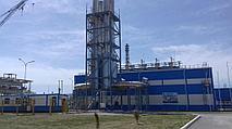 Газопоршневая электростанция  3