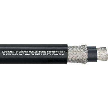 ÖLFLEX® PETRO C HFFR - экранированный силовой кабель и кабель управления.