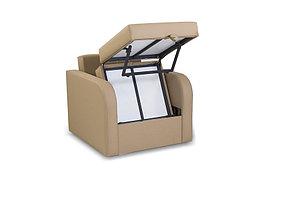 Кресло для посетителя пациента АС 03, фото 2