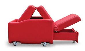 Кресло для посетителя пациента с колесиками AC 01, фото 2