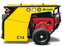 Передвижные компрессоры CompAir серии DLT 0101 (С10-12, С-14)
