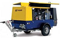 Передвижные компрессоры CompAir серии DLT 1303 (С85-14 - С140-9)