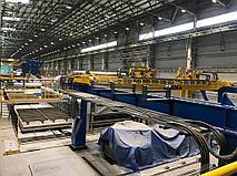 Цех по производству железнодорожных колес 2