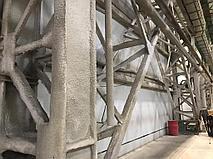 Цех по производству железнодорожных колес 4