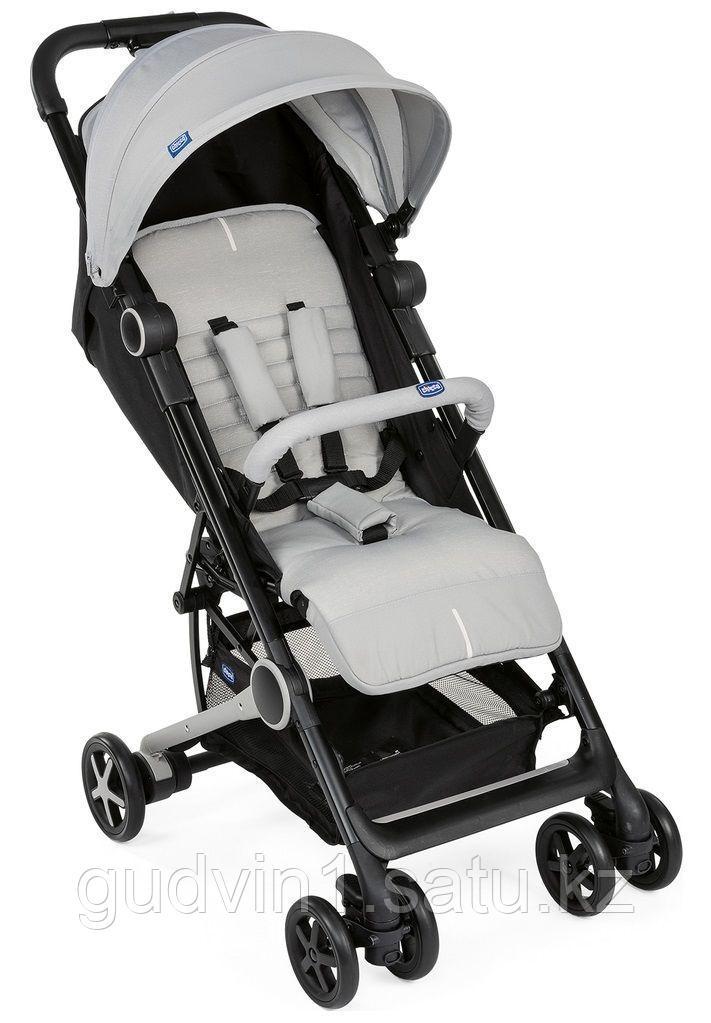 Chicco: Прогулочная коляска Miinimo3 Light Grey сер. код: 1151658