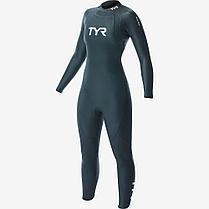 Гидрокостюм для триатлона женский TYR Wetsuit Female Hurricane Cat 1