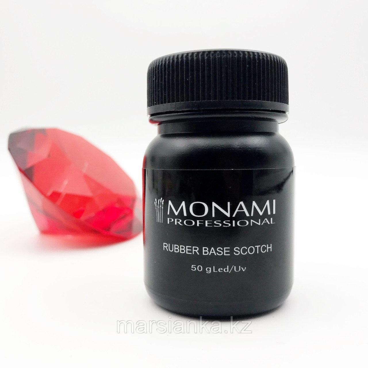 Rubber Base SCOTCH Monami (кислотная), 50мл