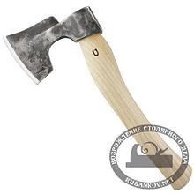 Топор Dick, 370мм/100мм/550г, Dumstorfer Bearded Hand Hatchet, левая заточка