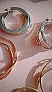 Серьги-кольца Brosh Jewellery (Серебро), фото 2