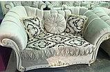 Диван  раскладной, софа и кресло  модель Барокко, фото 6