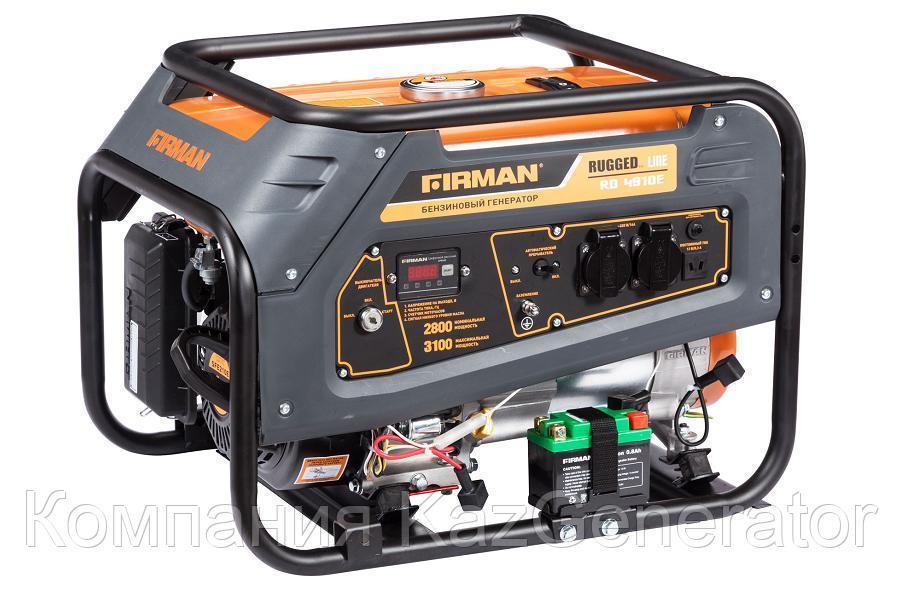 Бензиновый генератор FIRMAN RD 4910E