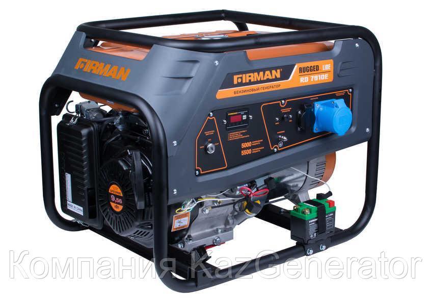 Бензиновый генератор FIRMAN RD7910E