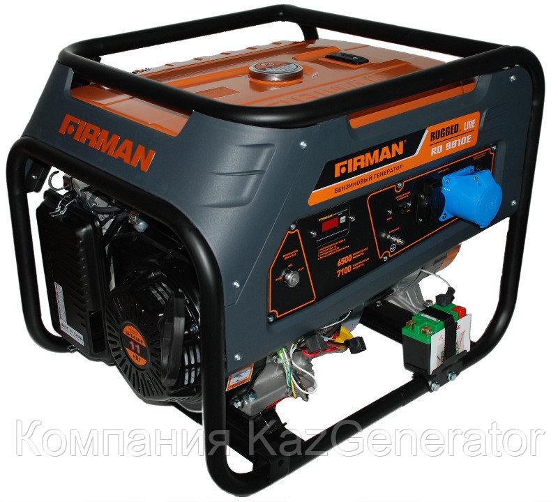 Бензиновый генератор FIRMAN RD10910E