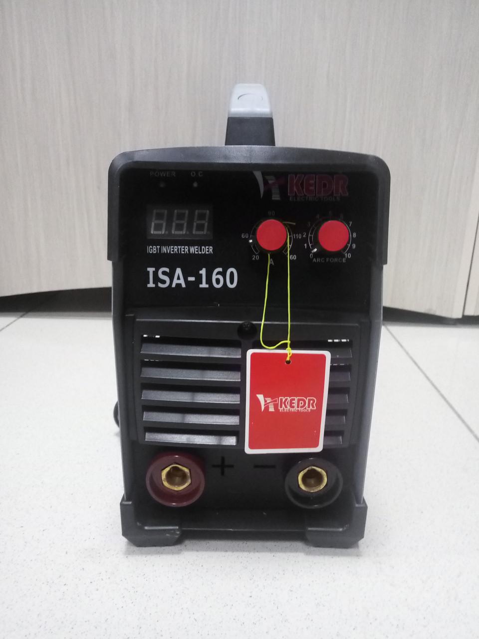 Сварочный инверторный аппарат KEDR ISA-160