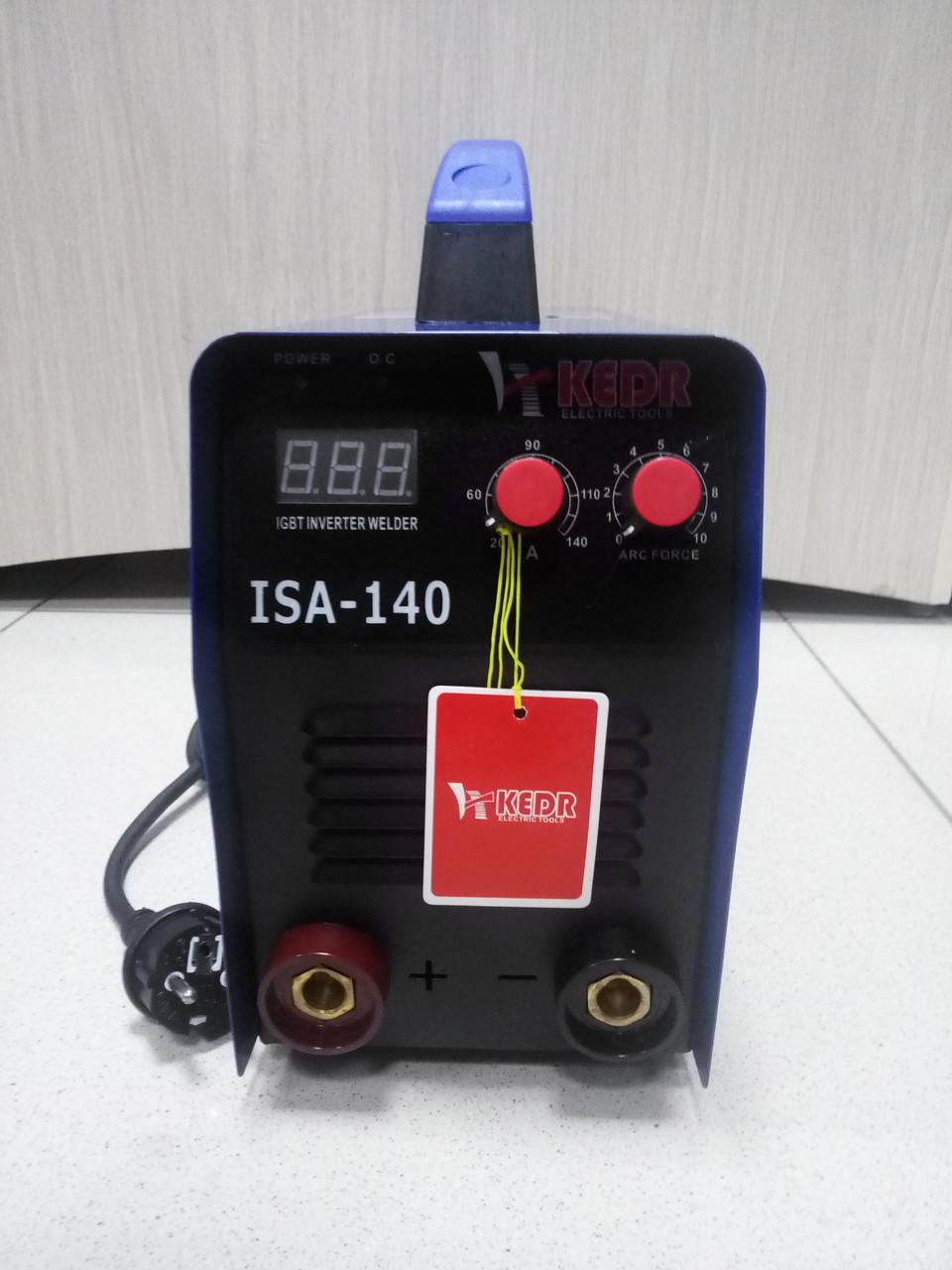Сварочный инверторный аппарат KEDR ISA-140