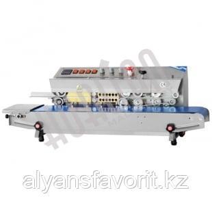 Роликовый конвейерный запайщик горизонтальный FRM-810I, фото 2