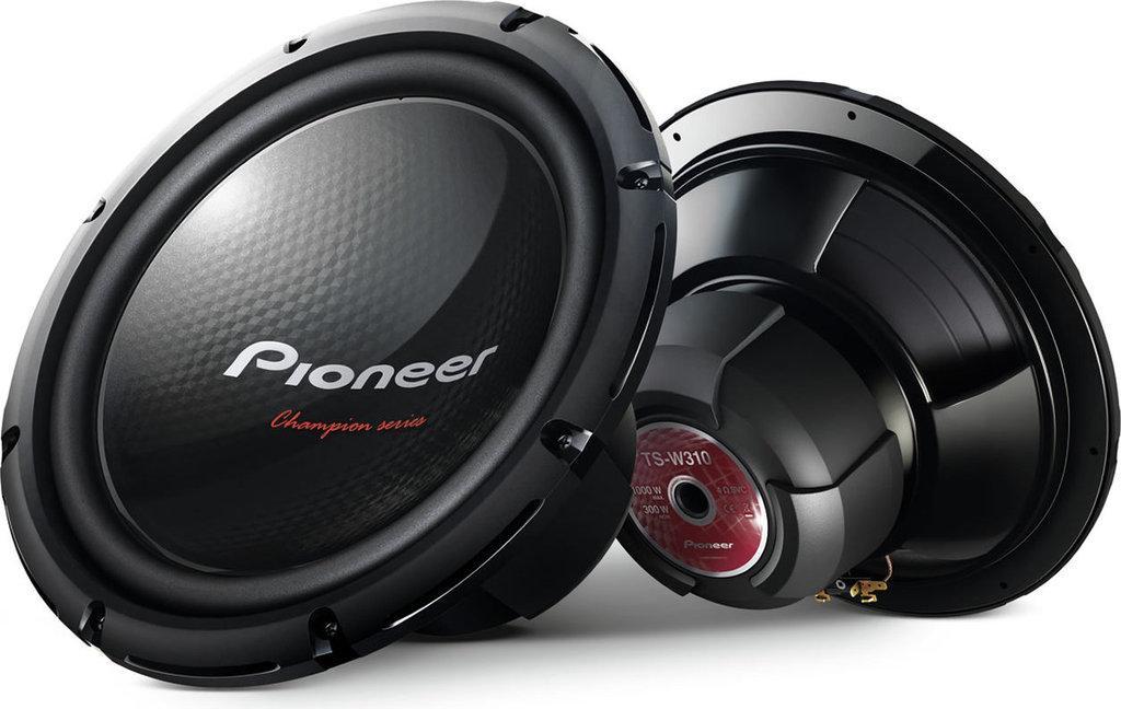 Сабвуфер Pioneer TS-W310