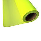 Термо флекс 0,5мх25м PU флуоресцентный желтый метр, фото 2