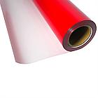 Термо флекс 0,5мх25м PU красный метр, фото 2
