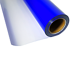 Термо флекс 0,5мх25м PU синий метр, фото 2