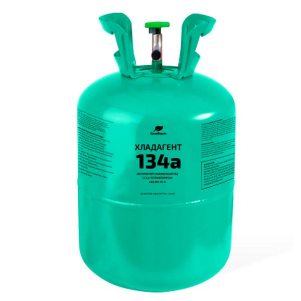 Хладагент R134А GrunBaum, 13,6 кг