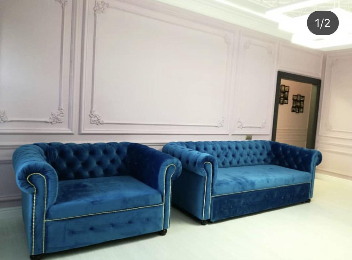 Честер комплект диван, кресло, софа