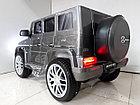 Мощный электромобиль на гелевых колесах Гелендваген 4WD! Mercedes AMG! Машинка! Электрокар!, фото 4