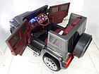 Мощный электромобиль на гелевых колесах Гелендваген 4WD! Mercedes AMG! Машинка! Электрокар!, фото 5