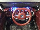 Мощный электромобиль на гелевых колесах Гелендваген 4WD! Mercedes AMG! Машинка! Электрокар!, фото 9