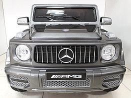 Мощный электромобиль на гелевых колесах Гелендваген 4WD! Mercedes AMG! Машинка! Электрокар!
